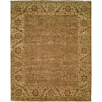 Harounian Rugs International Classical Elegance 9 x 12 Light Green 421