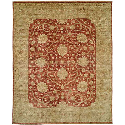 Harounian Rugs International Classical Elegance 9 x 12 Rust 402