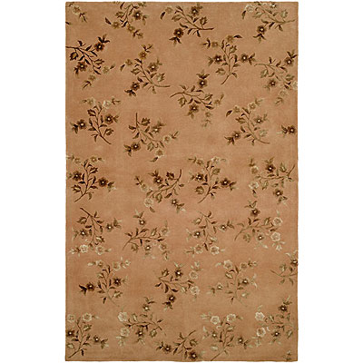 Harounian Rugs International Eden Park 4 x 6 Beige G1