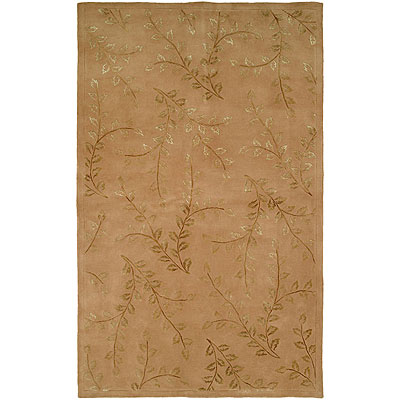 Harounian Rugs International Eden Park 5 x 8 Gold H1
