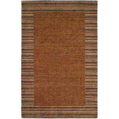 Harounian Rugs International European 4 x 6 Brown 1232