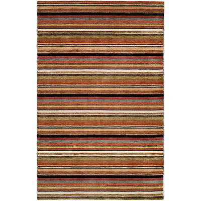 Harounian Rugs International European 4 x 6 Multi 454