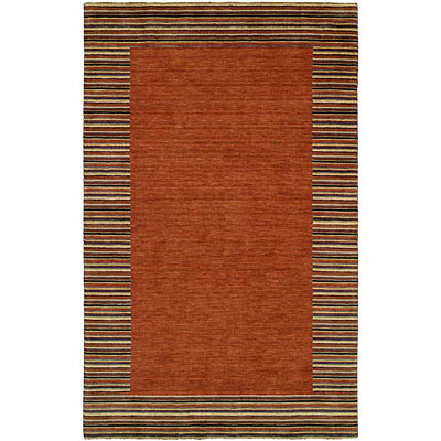 Harounian Rugs International European 4 x 6 Rust 1233