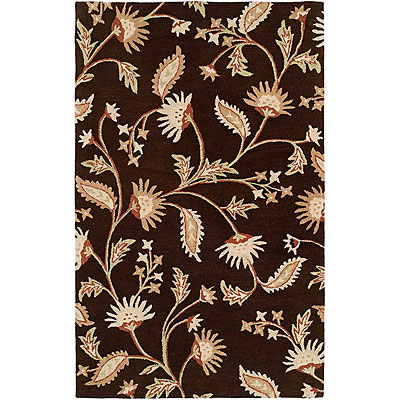 Harounian Rugs International Inspiration 8 x 11 Brown 366611