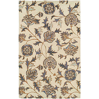 Harounian Rugs International Inspiration 8 x 11 Ivory 366552