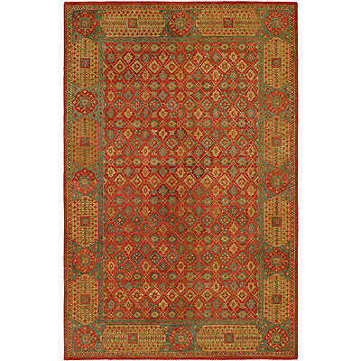 Harounian Rugs International Mamlouk 6 x 9 Rust 1527