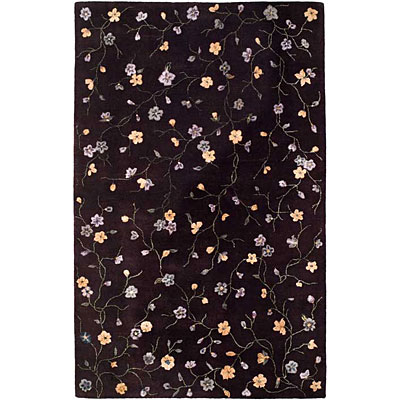 Harounian Rugs International Monaco 8 x 11 Navy Blue HRT4
