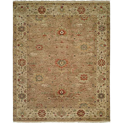 Harounian Rugs International Newburry 8 x 10 Brown/Beige CH6