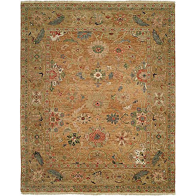 Harounian Rugs International Newburry 4 x 6 Copper/Gold CH7