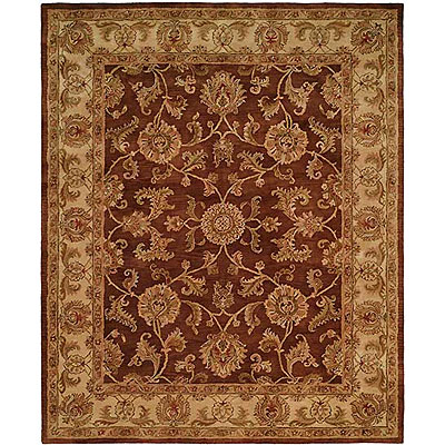 Harounian Rugs International Palace 4 x 6 Brown/Beige 1765