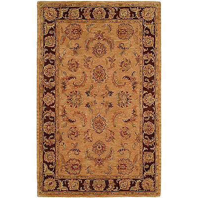 Harounian Rugs International Palace 9 x 12 Gold/Brown 1763