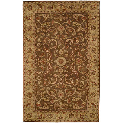 Harounian Rugs International Park Avenue 4 x 6 Brown/Beige LT17