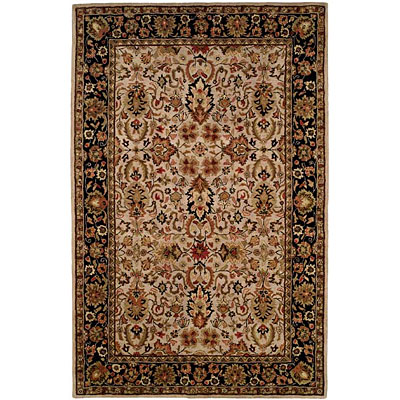Harounian Rugs International Park Avenue 8 x 11 Ivory/Black LT22