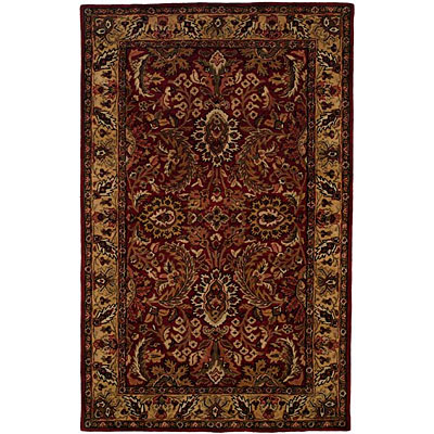 Harounian Rugs International Park Avenue 8 x 11 Red/Beige LT19