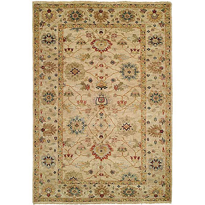 Harounian Rugs International Peshawar 9 x 12 Ivory/Beige P5