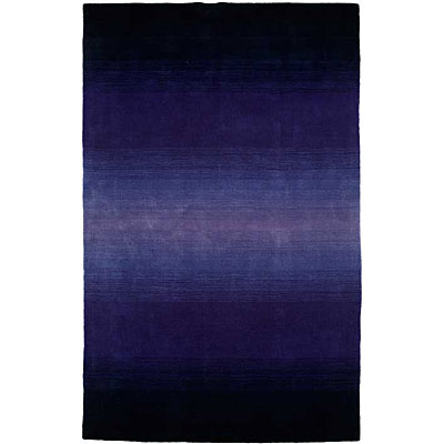 Harounian Rugs International Rainbow 5 x 8 Denim Blue 65