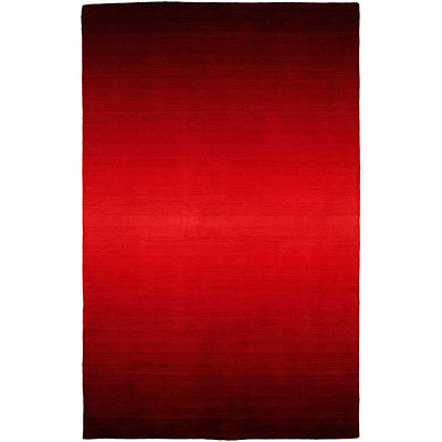 Harounian Rugs International Rainbow 4 x 6 Red 64