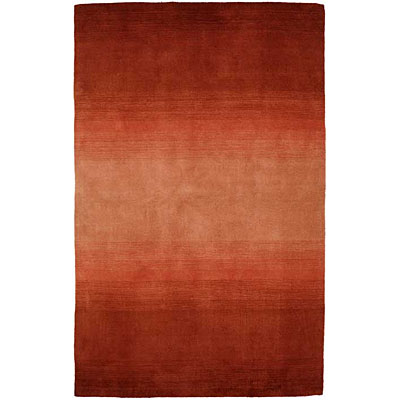 Harounian Rugs International Rainbow 5 x 8 Rust 66