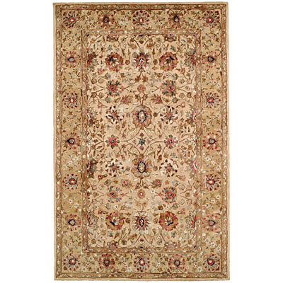 Harounian Rugs International Romance 5 x 8 Beige KC293