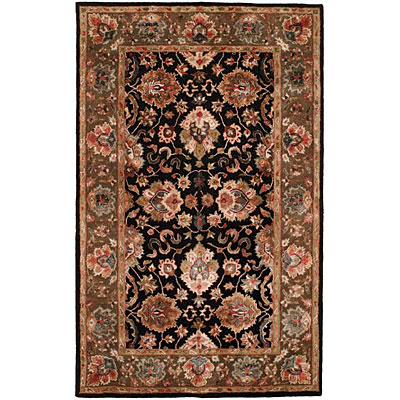 Harounian Rugs International Romance 4 x 6 Black KC284