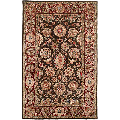 Harounian Rugs International Romance 4 x 6 Brown KC294