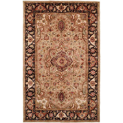 Harounian Rugs International Romance 4 x 6 Fawn KC276