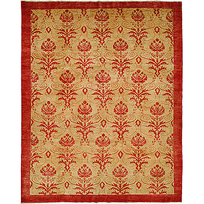 Harounian Rugs International Serenity 6 x 9 Beige HP115