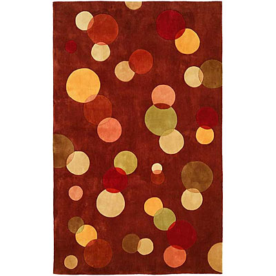 Harounian Rugs International South Beach 5 x 8 Brown 50013C