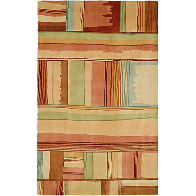 Harounian Rugs International South Beach 8 x 11 Multi 601B