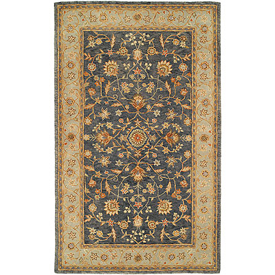 Harounian Rugs International Winchester 4 x 6 Blue TM205