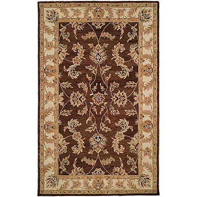 Harounian Rugs International Winchester 10 x 14 Winchester Brown Beige TH24