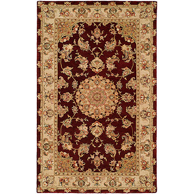 Harounian Rugs International Winchester 4 x 6 Burgundy TM1501B