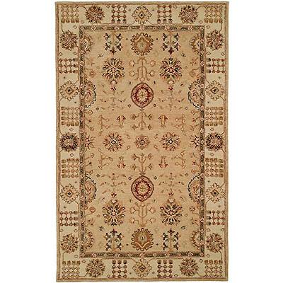 Harounian Rugs International Winchester 4 x 6 Peach/Ivory TH33