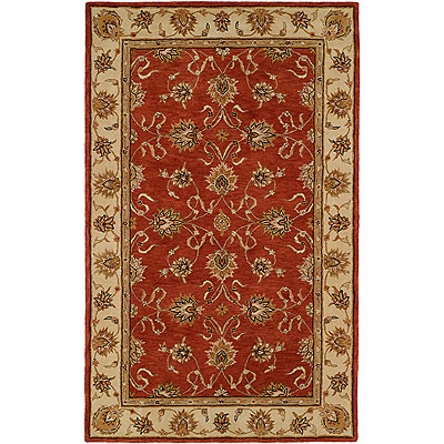 Harounian Rugs International Winchester 8 x 11 Rust/Ivory TH601