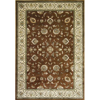 Home Dynamix Eclipse 5 x 7 (Dropped) Brown IB024 IB024-500
