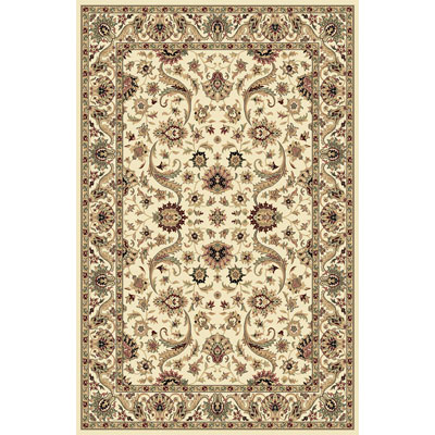Home Dynamix Empress 4 x 5 Cream 5081 5081-102