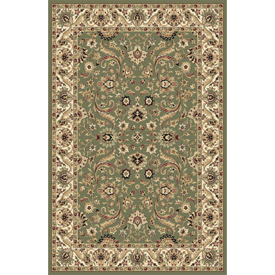 Home Dynamix Empress 2 x 7 runner Green 5081 5081-400