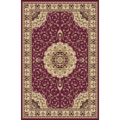 Home Dynamix Empress 2 x 7 runner Red 5078 5078-200