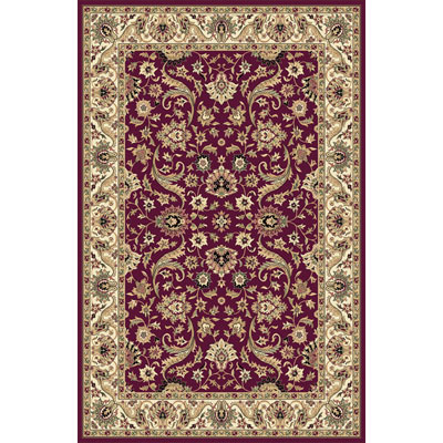 Home Dynamix Empress 2 x 7 runner Red 5081 5081-200