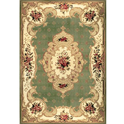 Home Dynamix Heirloom 2 x 5 runner Light Green 2784-401