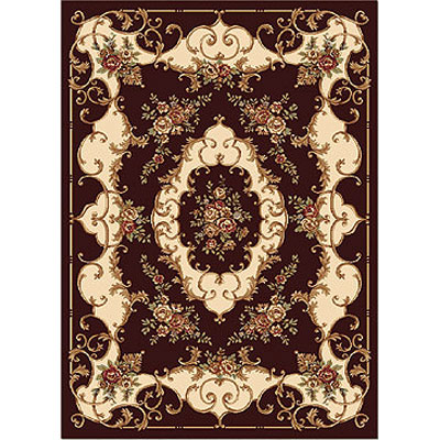 Home Dynamix Madlena 8 x 10 Brown 3205 3205-500