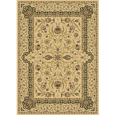 Home Dynamix Monarchy 5 x 8 Ivory 7711 7711-100