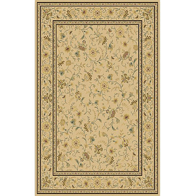 Home Dynamix Monarchy 5 x 8 Ivory 7716 7716-100