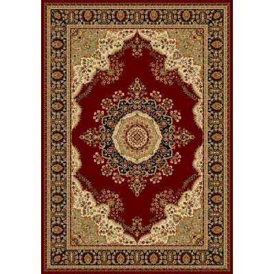 Home Dynamix Nobility 10 x 13 Red 2548 2548-200