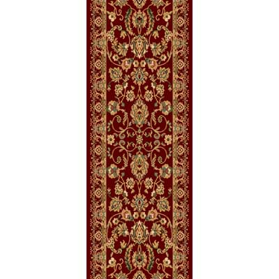 Home Dynamix Nobility Runner Red 2552-200