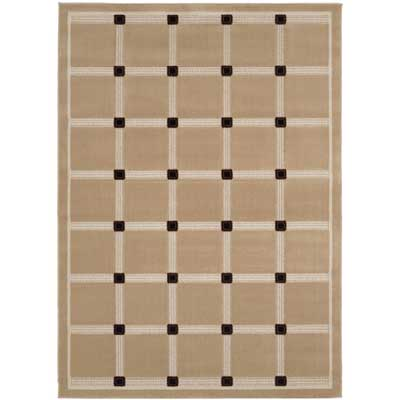 Home Dynamix Pinnacle 3 x 5 Beige/Black C020 C020-156