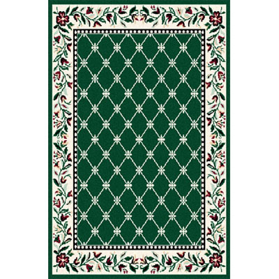 Home Dynamix Premium 2 x 3 Hunter Green 7015 7015