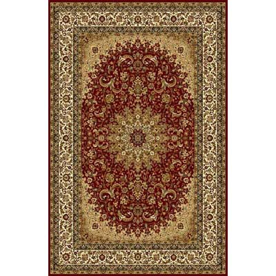 Home Dynamix Regency 2 x 4 Red 8301 8301-200