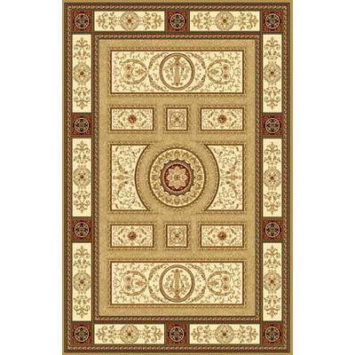Home Dynamix Regency 9 x 12 Gold 8307 8307-151