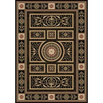 Home Dynamix Regency 12 x 16 Black 8307 8307-450